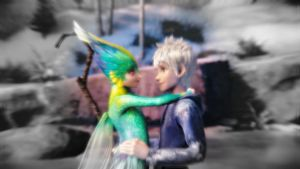 Jack Frost And Tooth Fairy by ezi0auditore