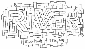 River Maze 15May2016 by RiverKpocc