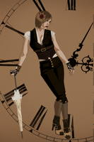 Steampunk Fashion by DeathLife97