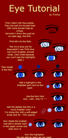 Freiha's Eye Coloring Tutorial by Freiha