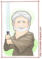 Master George Lucas by Ferlancer