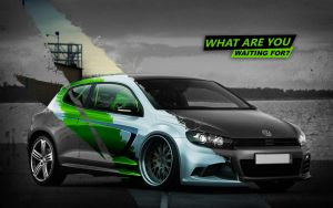 Scirocco wallpaper by hugerth