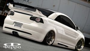 VW Eos by ferrodeviant