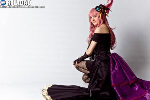 Steampunk Megurine Luka 3 by TheSnowDrifter