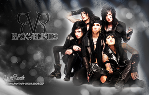 Poster_Black Veil Brides by MissCaelum
