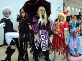 Touhouvania Group by MissNellie