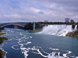 Niagara Falls by purple-the-cactus