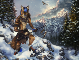 The Trail of the Hunt by Tatchit