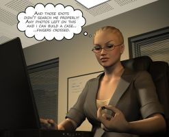Penelope - Working Late 7 by Torqual3D