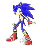 Sonic Muse Outfit Design by BlizzardWolf