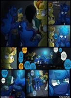 Lunar Isolation Pg 71 by TheDracoJayProduct