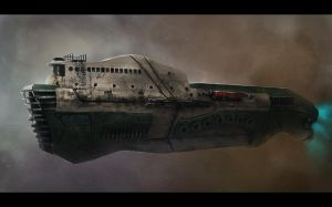 Futur ferry boat by LMorse