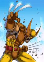 Wolverine by Micheal Turner by GreeneLantern