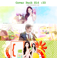 Cover pack #14 (TOO BAD) by Luhye