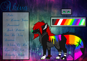 | Akiva 2015 Reference Sheet | by Undead--Rainbows