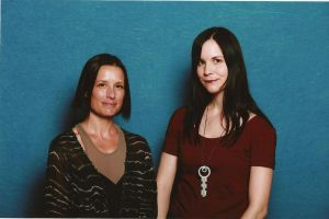 Myself with Shawnee Smith by Leonie-Heartilly