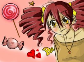 Candy Girl by Shanleigh-Owin