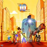 Cartoon Network's The 10 Ops by yugioh1985