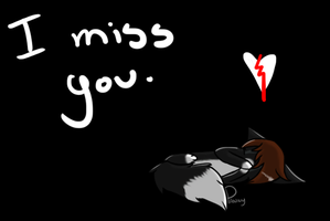 I Miss You by PannyPan