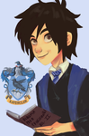 ravenclaw by sibandit