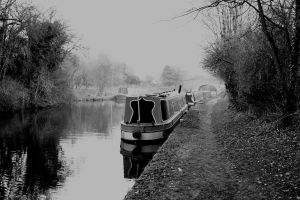 canal towpath by henzunducks