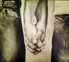Hand Holding by Courtney2210