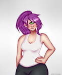 Leela by JarteStarr