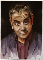 Rowan Atkinson Study by thomsontm
