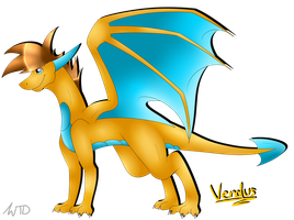 Vendus Full Body by WinterTheDragoness
