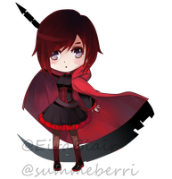 RWBY: Red Like Roses. by EiraBlair
