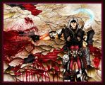 Altair is my name murdering Madnesses is my game by DeathRage22