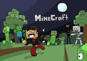 Minecraft by MisterPloxy