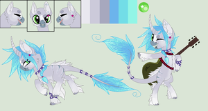 Offer to adopt (closed) .:Rockstar:. by Sexy-Hunter