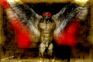 mothman by dreamphotos