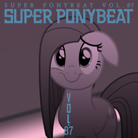 Super Ponybeat Vol. 087 Mock Cover by TheAuthorGl1m0
