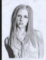 Avril Lavigne 2 by D17rulez