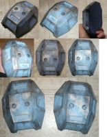 Halo Reach Kat Shoulder by HaloGoddess1