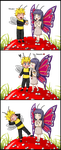naru-beeXhina-butterfly by lavender100