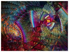 Psychedelic party lounge by IDeviant
