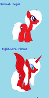 The Differnt Pepsi Formations o3o by DocterWhoovesFan