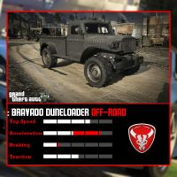 Bravado Duneloader GTA V by juniorbunny