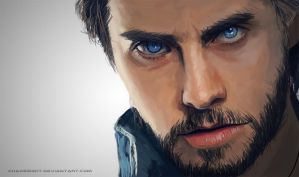 Jared Leto by ChaosSight