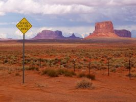 Monument Valley 7 by NB-Photo