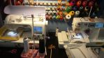 embroidery machines  by Kitamon