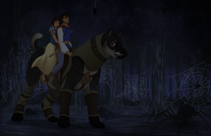 Forbidden Forest - Haunted Toko Ride by Cougar28