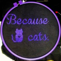 ...because cats by MordsithCara