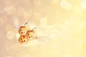 Combee no 415 by gothYvonne