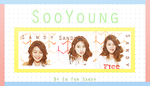 SooYoung for Sandy by en0413