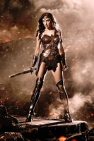 Batman v Superman: GalGadot Wonder Woman Edit by RoxasXIIIK