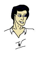 Prince Eric-MS Paint by Jedd-the-Jedi